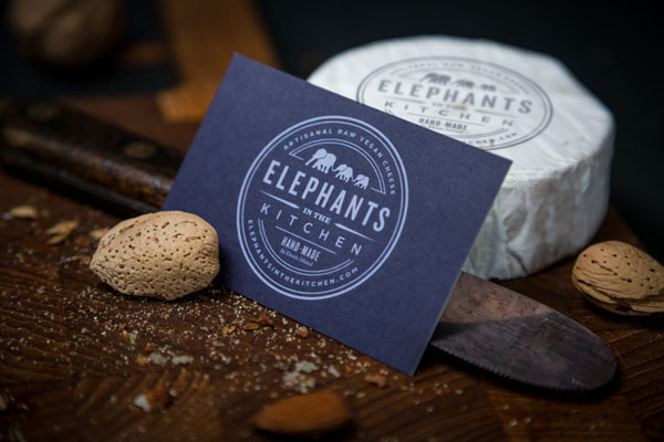 Elephants in the Kitchen - Brand Design by Bluerock Design