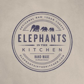 Elephants in the Kitchen - Brand Identity by Bluerock Design
