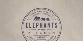 Elephants in the Kitchen - Logo by Bluerock Design