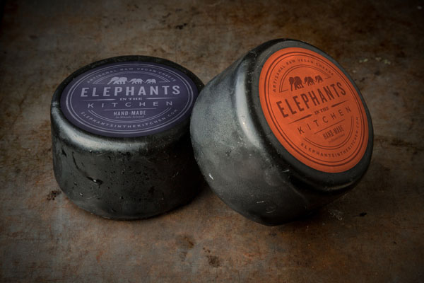 Elephants in the Kitchen - vegan cheese