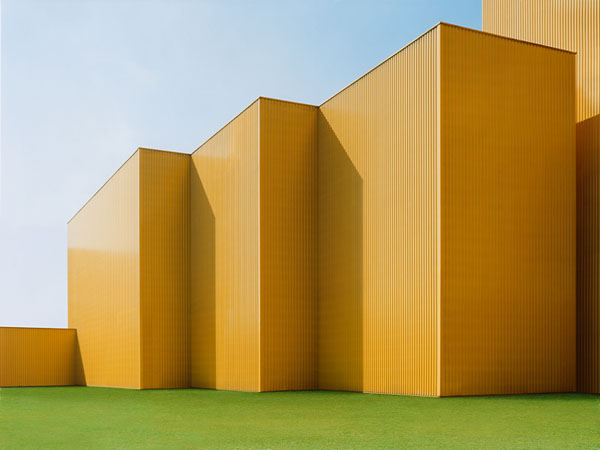 Form - Photographic Work by Josef Schulz