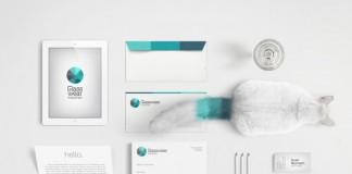 Glasswear Industries Brand Design by Nina Georgieva