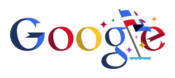 Google Doodle Design by Celeste Prevost