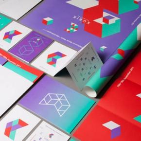 KUBIK - Graphic Campaign Design by Simon Bent