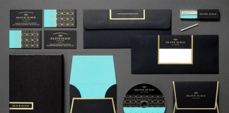 Olive Juice Studios Identity Design by Eight Hour Day