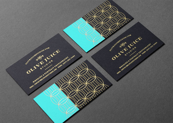 Olive Juice Studios Identity by Eight Hour Day