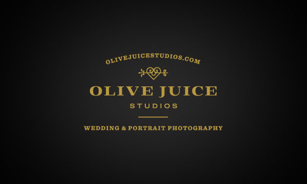 Olive Juice Studios Visual Identity by Eight Hour Day