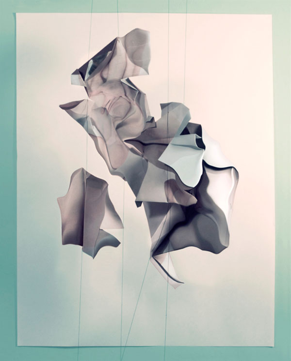 Origamis - Artwork by Studio l' Eetiquette