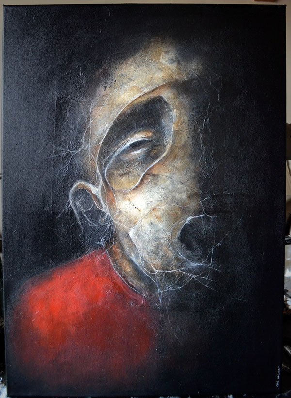 The Creepy Visual Art of Eric Lacombe