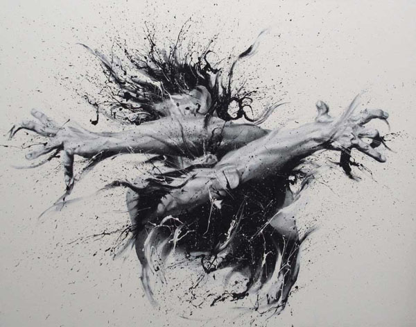 Painting by Paolo Troilo