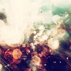 Retro Bubbles - Digital Artworks by Atelier Olschinsky