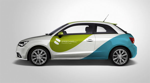 Speechwell - Corporate Car Design by Studio Higher