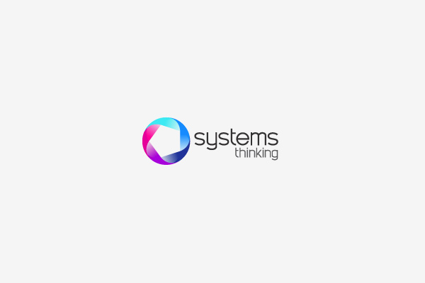 Systems Thinking - Logo Design by Agency Higher - White Background