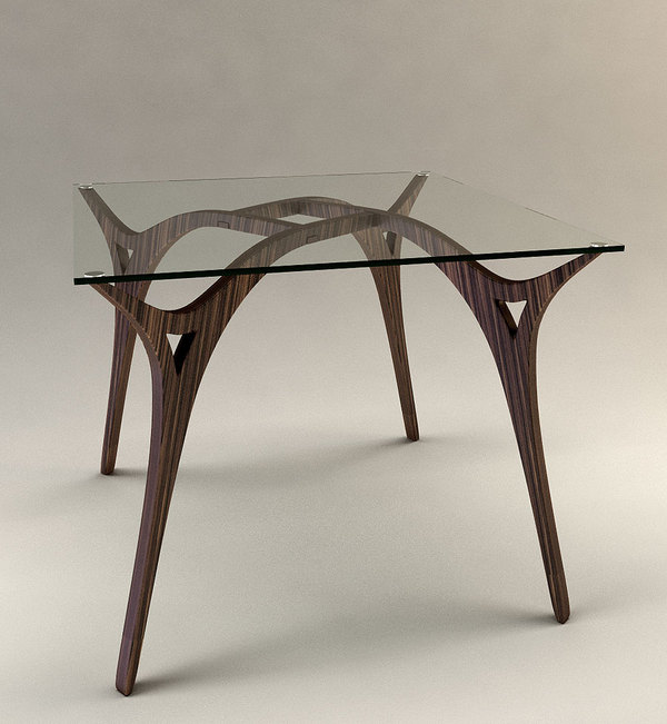 Table - Furniture Design by Velichko Velikov