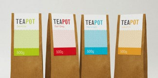 Teapot - Packaging by Nadia Arioui