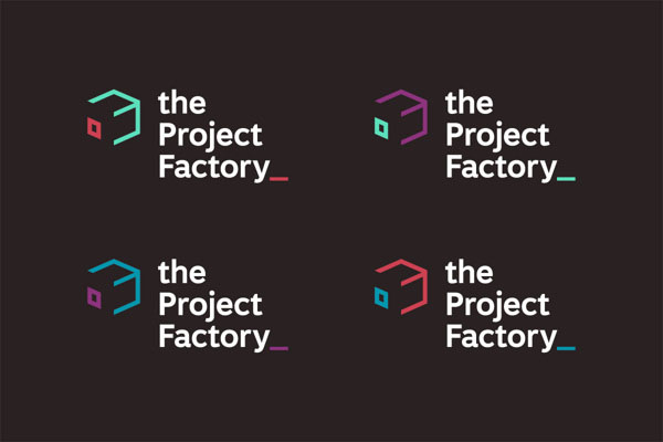 The Project Factory - Logo Design by Dittmar