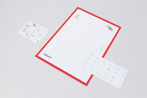 The Project Factory - Stationery Design by Dittmar