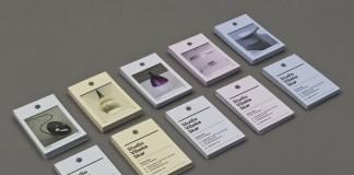 Vibeke Skar - Business Cards - Design by Christian Bielke