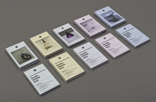 Graphic design by christian bielke for vibeke skar vibeke skar business cards design by christian bielke colourmoves