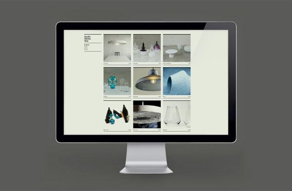 Vibeke Skar - Web Design by Christian Bielke
