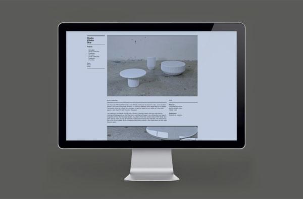 Vibeke Skar - Website Design by Christian Bielke