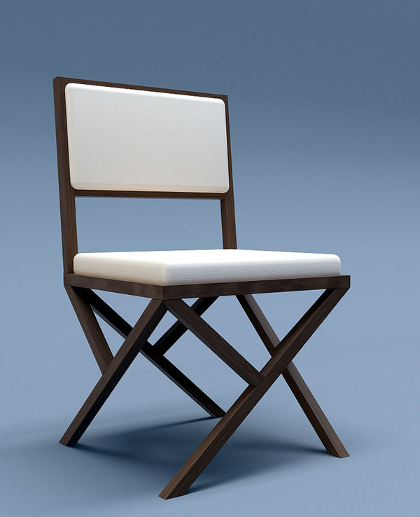 Wooden Chair - Furniture Design by Velichko Velikov