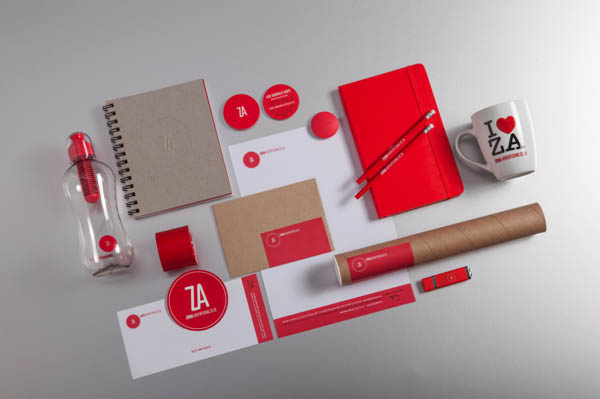 Zoom Agency - Branding by Ben Johnston