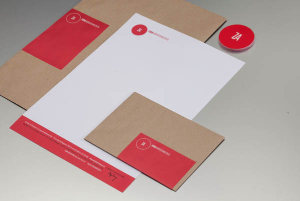 Zoom Agency - Corporate Identity by Ben Johnston