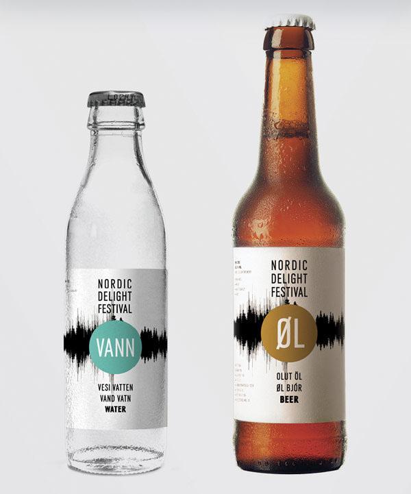 Nordic Delight Festival - Branding by CLEVER°FRANKE