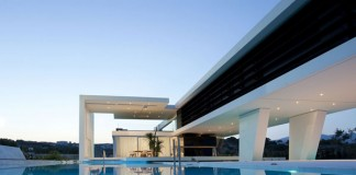 H3 Futuristic and Luxury Residence in Athens, Greece by 314 Architecture Studio