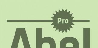 Abel Pro - modern condensed sans serif font by MADType