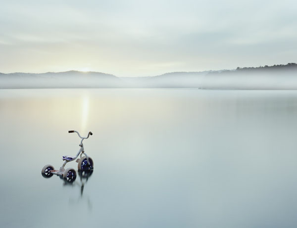Amnesia - Long Exposure Photography by Samuel Burns