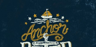 Anchor Deep - Poster Illustration by Nathan Yoder