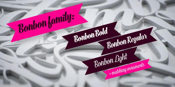 Bonbon type family