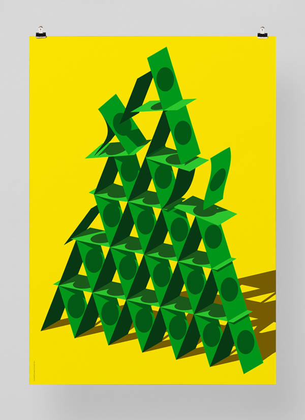 Breda - Graphic Design Festival - Poster by Felix Pfäffli