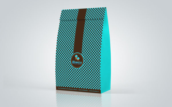 Breeze - Ice Cream Shop Package Design by Martin Zarian