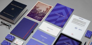 CONFIDERI - Branding by ARENAS lab