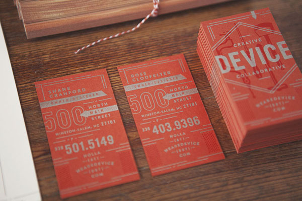Device Business Cards