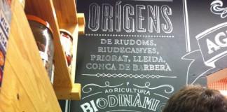 Organic Food Store - Handmade Letterings by Jordi Rins