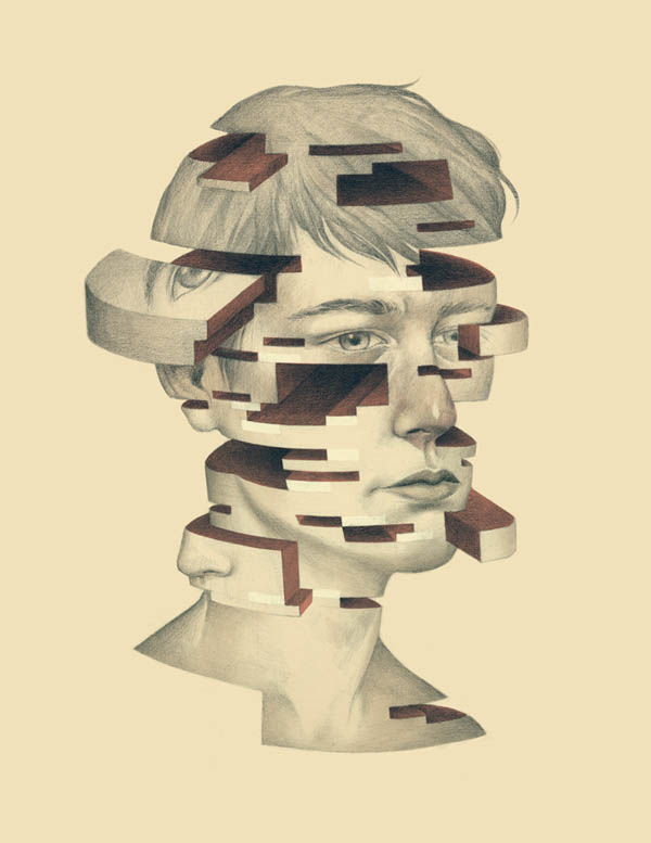 Filling in the Gaps - Illustration by Ashley Mackenzie