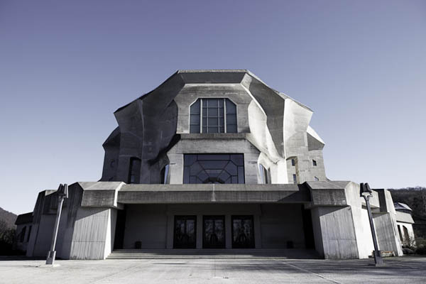 Goetheanum in Dornach, Switzerland - Architecture Photography by Jochen Pach