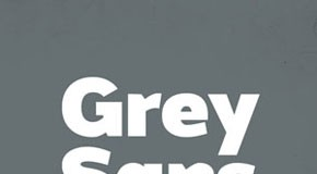 Grey Sans - Contemporary Font Family by Greyscale Type