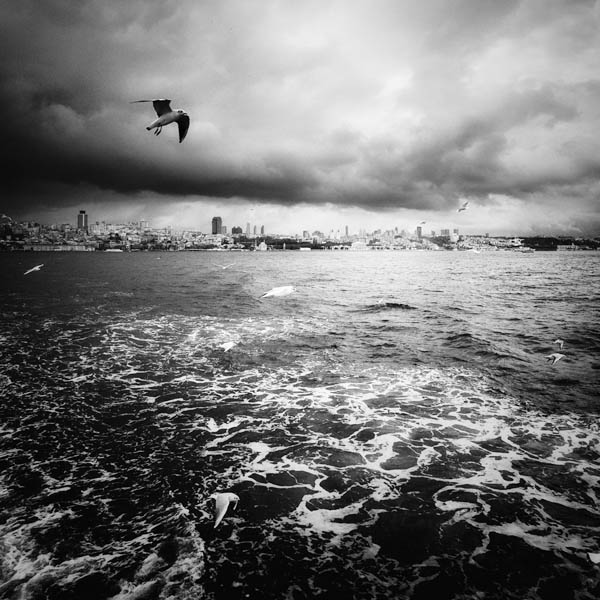 ISTANBUL - Black and White Photography by Peter Zeglis