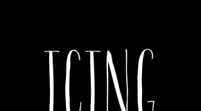 Icing Illustrated Handwriting Typeface by Great Lakes Lettering