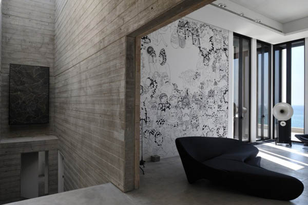Inside the Luxurious Summer Beach House in Lebanon by Raëd Abillama Architects