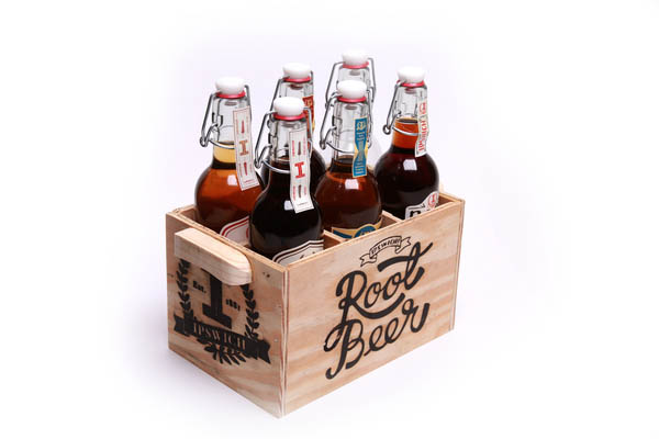 Ipswich Brewing Co. - Beer Package Design Student Project