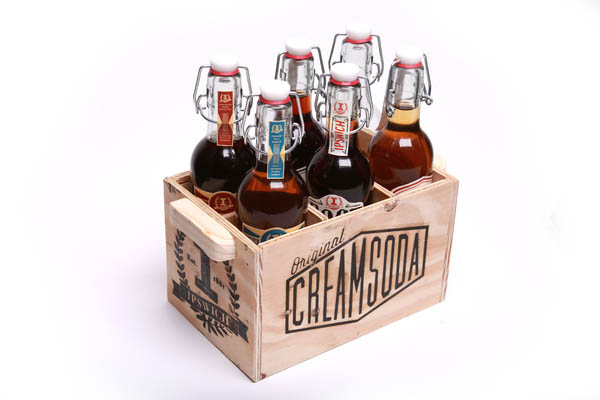 Ipswich Brewing Co. - Beer Packaging Design Student Project