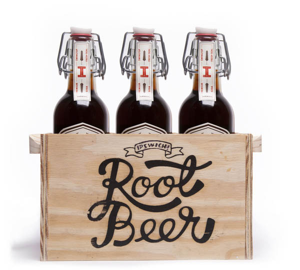 Ipswich Brewing Co. - Beer Packaging Student Project