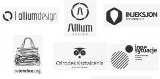 Logo Design Inspiration - Graphics by Michał Stróż