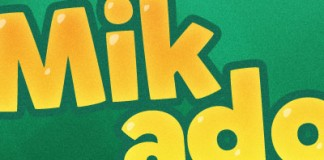 Mikado - a friendly type family for kids, games and ice cream by HVD Fonts